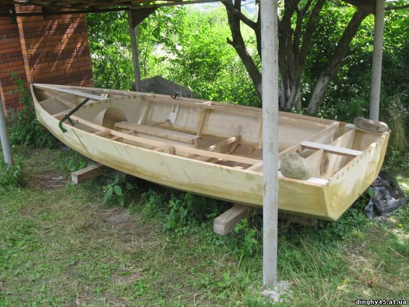 все о лодках из фанеры